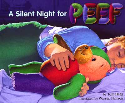 A Silent Night for Peef By Hegg, Tom/ Hanson, Warren (ILT)
